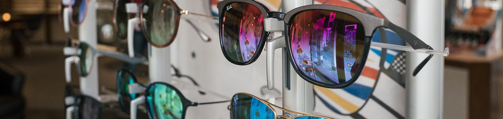 Optic am Berpark - Brillen und Sonnenbrillen